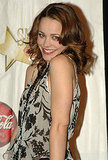 Rachel had an adorable grin after winning the ShoWest Supporting Actress of the Year Award in April 2006.