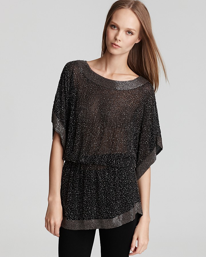 Shop Beaded Tops For Winter 2011