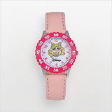 Miss Piggy Time Teacher Stainless Steel Watch