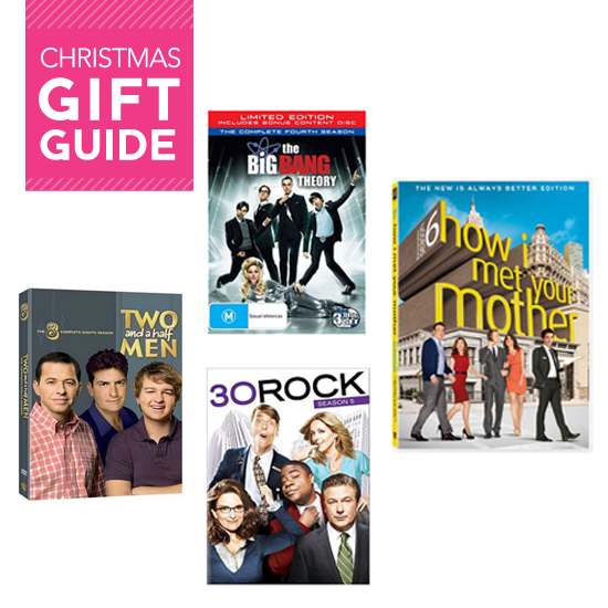 Comedy and Sitcom DVDS for Christmas Present Ideas
