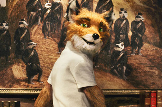Mr. Fox, Fantastic Mr. Fox