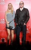 Gwyneth Paltrow and Coach boss Reed Krakoff in China.
