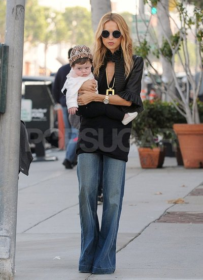 Rachel Zoe and Skyler Berman had a day out in LA.
