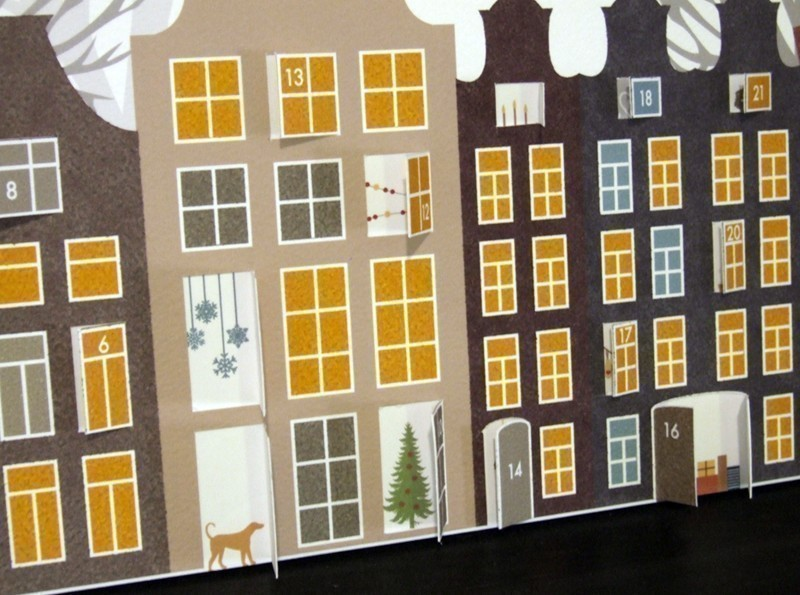 Amsterdam Advent Calendar ($20)