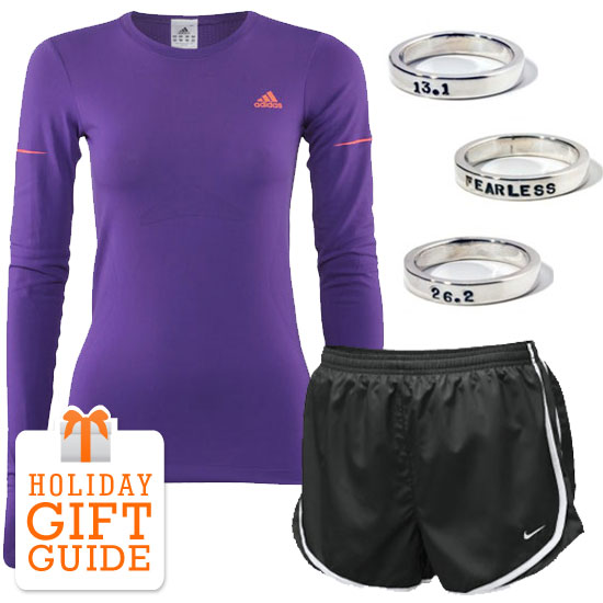 Running. Articles. The Best Holiday Gifts for Women Who Run. The Best Holiday Gifts for Women Who Run. If you're shopping for the woman in your life who is always going for her next PR, we have the tools, attire and style to help her reach it. Tried and tested, this .