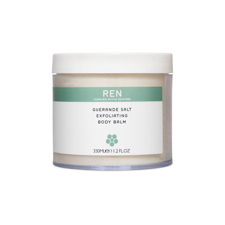 Ren Guerande Salt Exfoliating Body Balm, $55