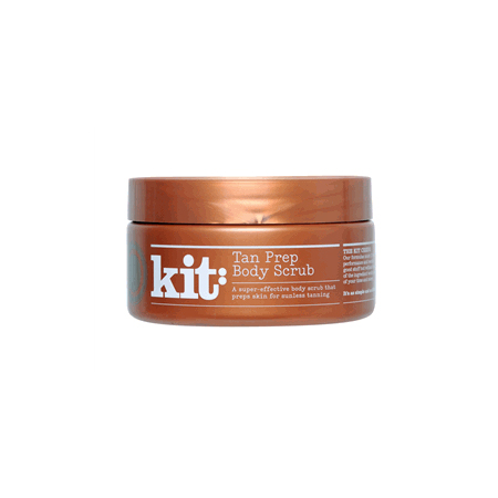 Kit Cosmetics Tan Prep Body Scrub, $29.95