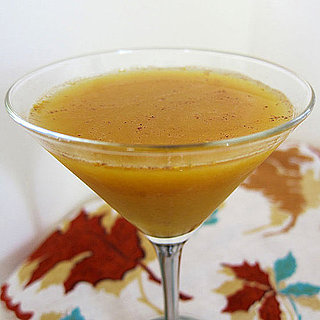 Pumpkin Cocktail Recipe With Rum and Pumpkin Puree