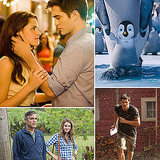 Movie Sneak Peek: Breaking Dawn Part 1, Happy Feet 2, and The Descendants