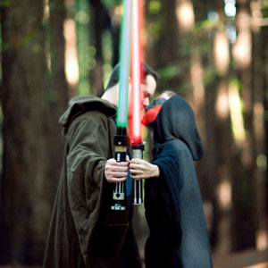 Star Wars Engagement Pictures