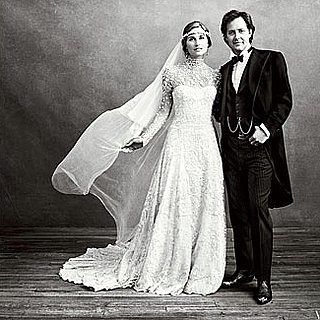 Lauren Bush Lauren's Wedding Dress