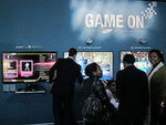 Gaming at the Wired Store 2011