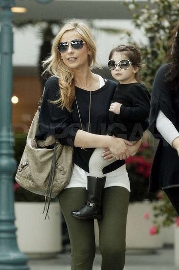 Sarah Michelle Gellar Takes Matching Charlotte Out to Shop