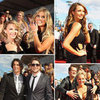 Celebrity Pictures on Red Carpet at 2011 ARIA Awards