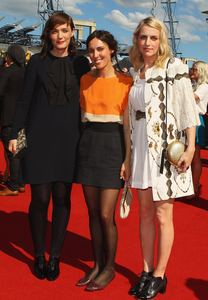 Sarah Blasko, Holly Throsby and Sally Seltmann