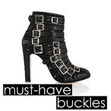 Shop Fall 2011 Boot Trends: Buckled Boots and Booties