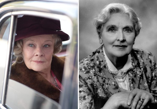 Judi Dench as Sybil Thorndike