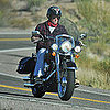 Prince Harry Riding Motorcycle & Partying in Vegas Pictures