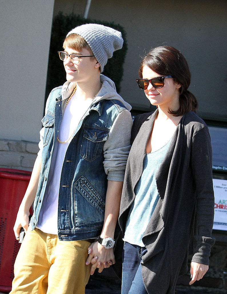 Selena Gomez and Justin Bieber had a romantic date at IHOP.