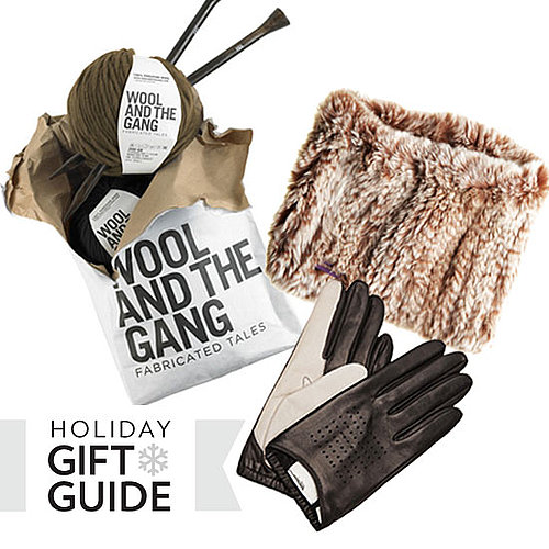 Shop Winter Scarves and Gloves