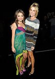 Sarah Hyland and her Modern Family mom Julie Bowen look more like friends at the AMAs.