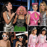 Girls Just Wanted to Have Fun at the 2011 AMAs