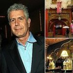 Anthony Bourdain's Favorite San Francisco Bars and Restaurants