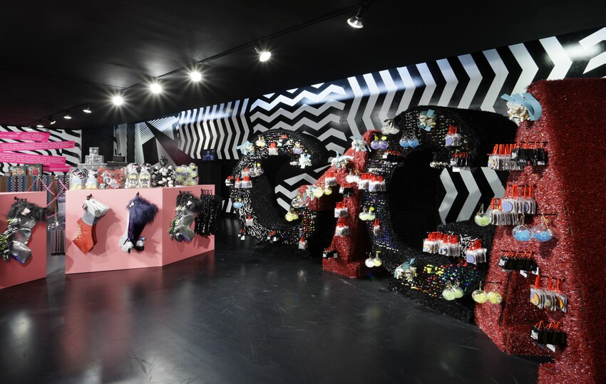 Gaga's Workshop at Barneys New York
