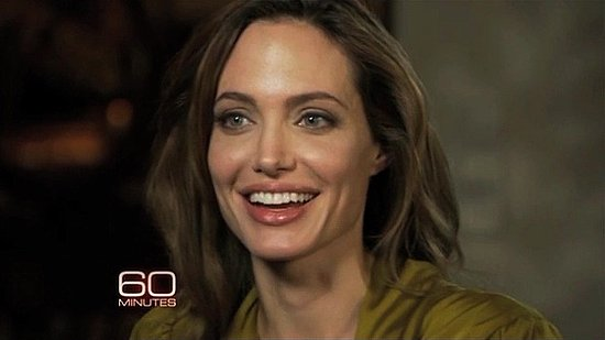 "Angelina Jolie Talks Candidly About ""Darker Times"" in a New TV Interview"