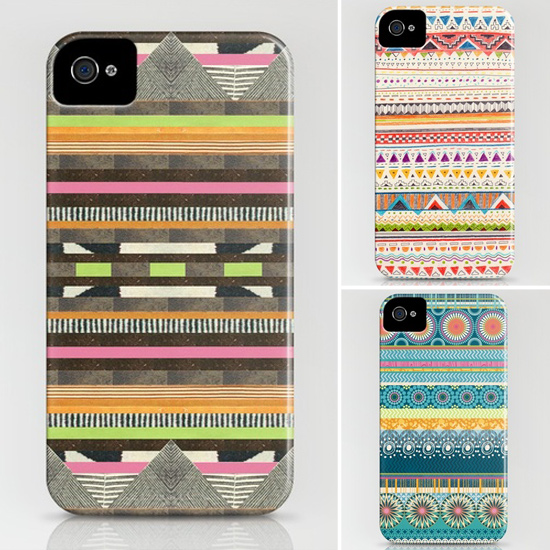 Cool Striped Outfits For Your iPhone 4/4S