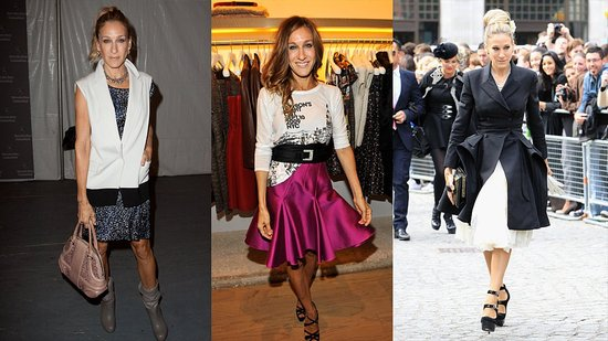 CelebStyle 101: Get Sarah Jessica Parker's Iconic and Polished Style