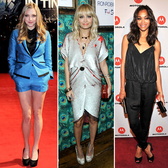 10 Perfect Celebrity Party Looks to Copy Now