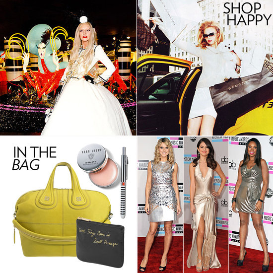 Fab Recap — Lady Gaga's Workshop Opens, AMAs Megawatt Shine on the Red Carpet, and More!