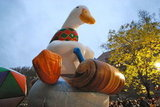 The Aflac duck will make his Macy's Thanksgiving Day Parade debut this year.