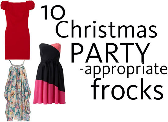 Work Christmas Party Dresses 31