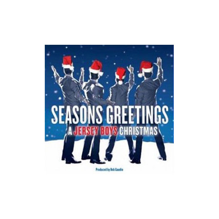 Seasons Greetings: A Jersey Boys Christmas, $17.99