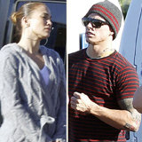 Jennifer Lopez and Casper Smart in Hawaii