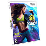 Party Yourself Into Shape With  Zumba® Fitness 2!