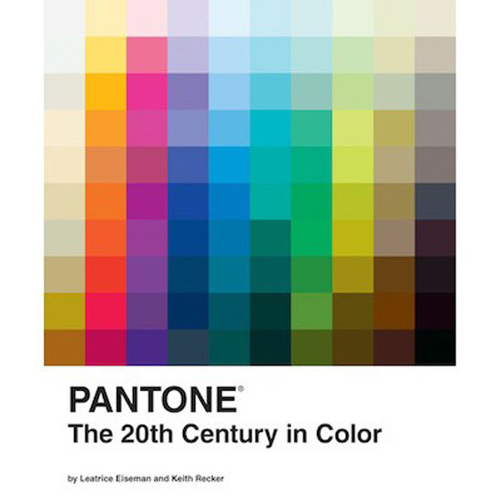 Pantone: The 20th Century in Color ($40)
