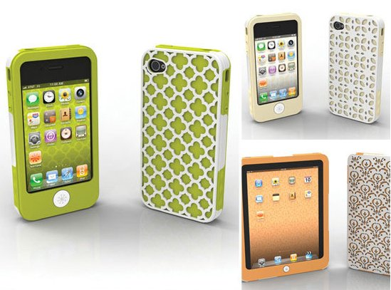 So Sweet! 2-in-1 Gadget Cases From Tech Candy