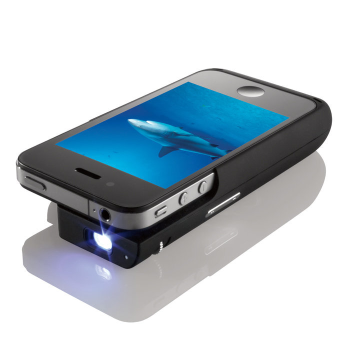 Pocket Projector For iPhone 4 ($229)