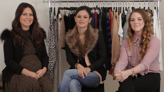 Behind the Scenes With Rachel Bilson on ShoeMint, Her Personal Style, and New Year's Eve!
