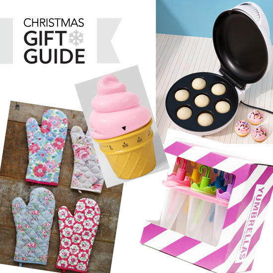 Christmas gift ideas for the fashionable foodie cute for Homemade baking gifts for christmas