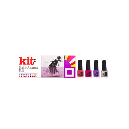 Kit Cosmetics Nail-Arama Kit, $29.95
