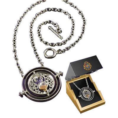 Hermione's Time-Turner Necklace ($250)