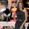 Miranda Kerr Posing With 2.5 Million Victoria's Secret Bra