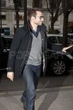 Bradley Cooper out in Paris.