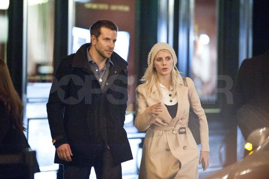 Bradley Cooper Steps Out in Paris With French Beauty Mélanie Laurent