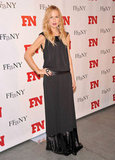 Rachel Zoe partied in the name of shoes in NYC.