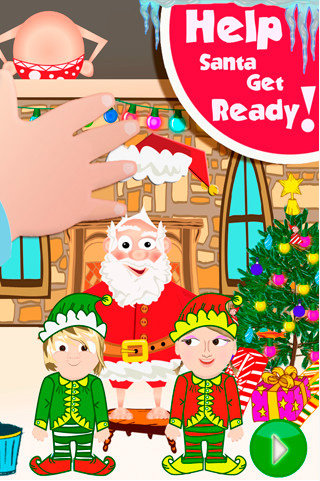 ClickySticky Christmas Sticker Book ($2)